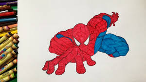 spiderman coloring book coloring book kids learning