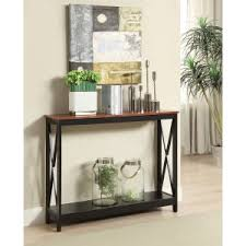 convenience concepts console table convenience concepts console tables hayneedle