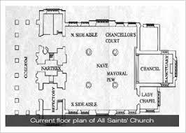 All Saints Church Floor Plans by All Saints Church Premier Taxis