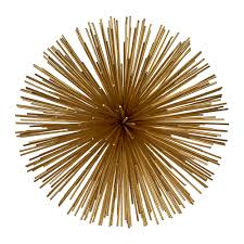 buy pols potten prickle decorative ornament brass amara