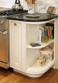 Corner Kitchen Furniture by Round Corner Cabinet Home Improvement Design And Decoration