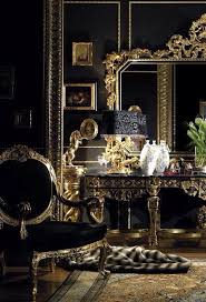 Black And Gold Room Decor Bedroom Vanity Table Black Gold Bedroom Decor Inspiring