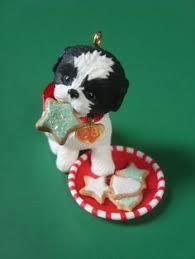 puppy love hallmark 2012 dog puppy series christmas ornament new