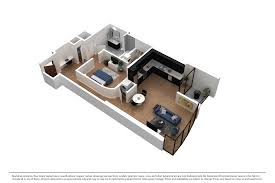 1 Bed 1 Bath House Floor Plans 8th And Hope
