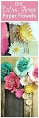 Handmade Flowers Paper - 787 best paper flowers images on pinterest fabric flowers paper