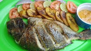 cuisiner la dorade dorade au four et marinade aux épices africaines recette par