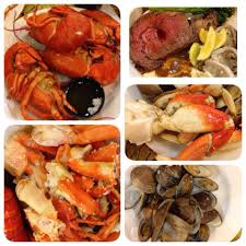 Casino With Lobster Buffet by Friday Night Lobster Seafood Buffet Tip Arrive Extra Early To