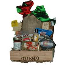colorado gift baskets christmas gift basket colorado colorado christmas gift basket