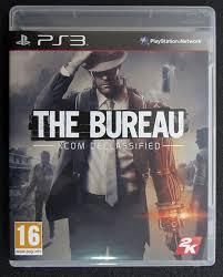 the bureau ps3 the bureau xcom declassified ps3 seminovo play n play