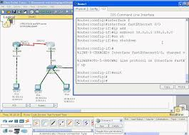 tutorial completo de cisco packet tracer 3 how to assign ip address and configure router without using cli in