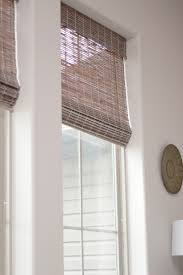 bamboo blinds interior style pinterest glasses glass doors
