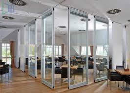 cloison verre bureau séparation en aluminium de bureau en ventes qualité séparation