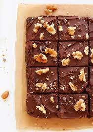 easy raw vegan brownies minimalist baker recipes