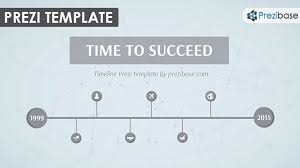 prezi template for various timeline related presentations all