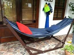 wood hammock stand costco u2013 rasi info