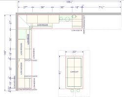 typical kitchen island dimensions standard kitchen island size dazzling ideas hauzzz