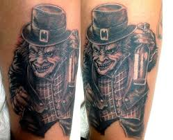 leprechaun movie tattoo movie horror tattoos tattoo ideas
