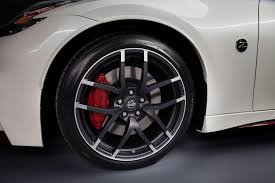 nissan 350z nismo rims nissan 370z nismo roadster concept makes its debut in chicago