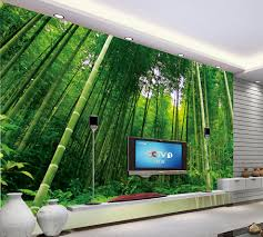 aliexpress com buy fashion tv backdrop bamboo scenery photo wall aliexpress com buy fashion tv backdrop bamboo scenery photo wall mural 3d wallpapers nature home decoration from reliable wallpaper nature suppliers on