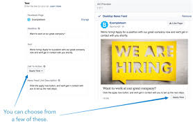 how to write a resume for construction jobs facebook recruiting 11 ways to unlock its potential facebook lead ad example