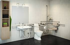 Help with designing disabled bathrooms