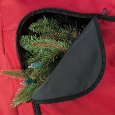 rolling tree storage duffel bag santas bags
