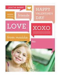 custom valentines day cards custom kids s day cards techlicious