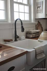 kitchen faucets farmhouse style rare faucet drop in sink small