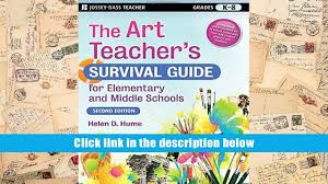 download the art teacher s survival guide for elementary and