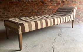 fendi home decor mid century daybed in persian jijin hand woven fabric from fendi