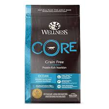 wellness core dog food natural grain free ocean