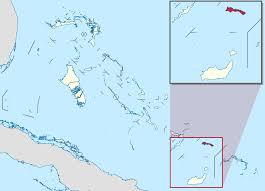 Bahamas On World Map Mayaguana Wikipedia