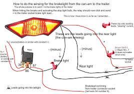 trailer light can am atv forum