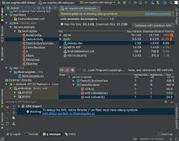how to read apk files profile and debug pre built apks android studio