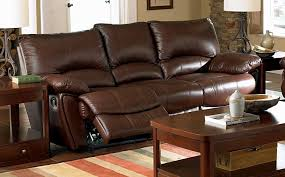 Brown Bonded Leather Sofa Amazon Com Coaster Home Furnishings Casual Motion Sofa Dark
