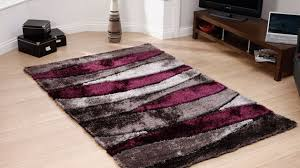 Pink And Black Rug 20 Fluffy And Stylish Shag Rugs Home Design Lover