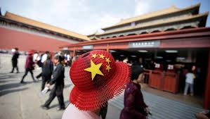 china s golden week of travel to half the population is on