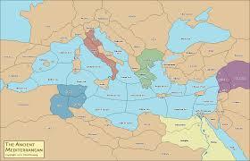Mediterranean Sea World Map by Variants Vdiplomacy