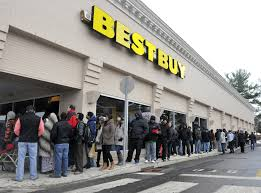 thanksgiving deals attract droves of shoppers to early black