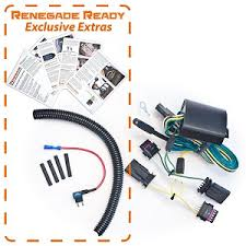 renegade enhanced trailer wiring kit