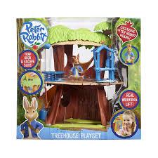 rabbit treehouse beatrix potter rabbit treehouse playset