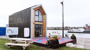 i tried living in this tiny house on a vacant lot in am fast company