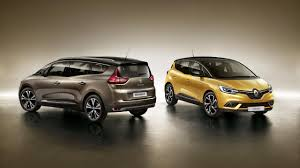 renault espace 2016 the new renault grand scenic is quite nice top gear