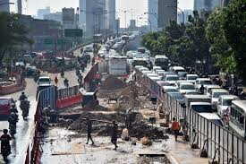 Fast City Slow Commute Center by What Can A Megacity Like Jakarta Do To Tackle Pollution And End