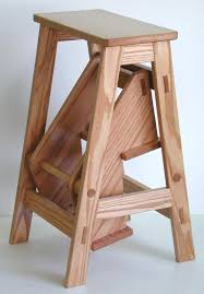 Shelf Ladder Woodworking Plans by Best 25 Folding Ladder Ideas On Pinterest Folding Furniture