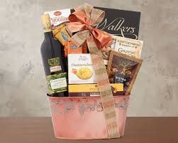 country wine basket briar creek cellars cabernet gift basket at wine country gift baskets