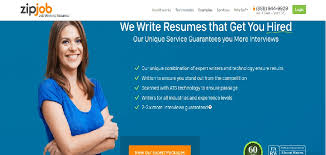 Free Online Resume Critique by Zipjob Is A Company That Provides Resume Writing Services And