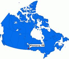 winnipeg map winnipeg manitoba profile epodunk