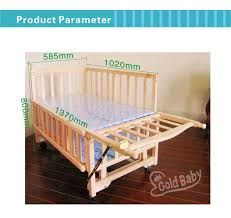 Crib To Bed Furniture Unique Extendable Baby Cot Crib Toddler Bed With Drawer