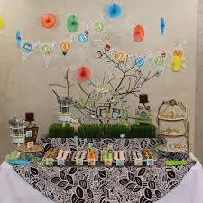 Baby Shower Home Decorations